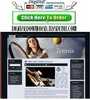 Thumbnail Tennis Template Package