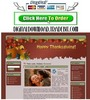 Thumbnail Thanksgiving Template Package