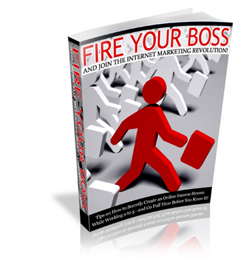 Product picture Fire Your Boss