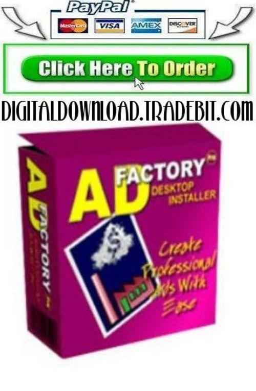 Product picture Ad Factory Pro