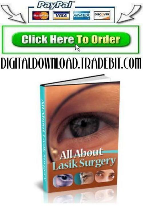 Product picture All About Lasik Surgery