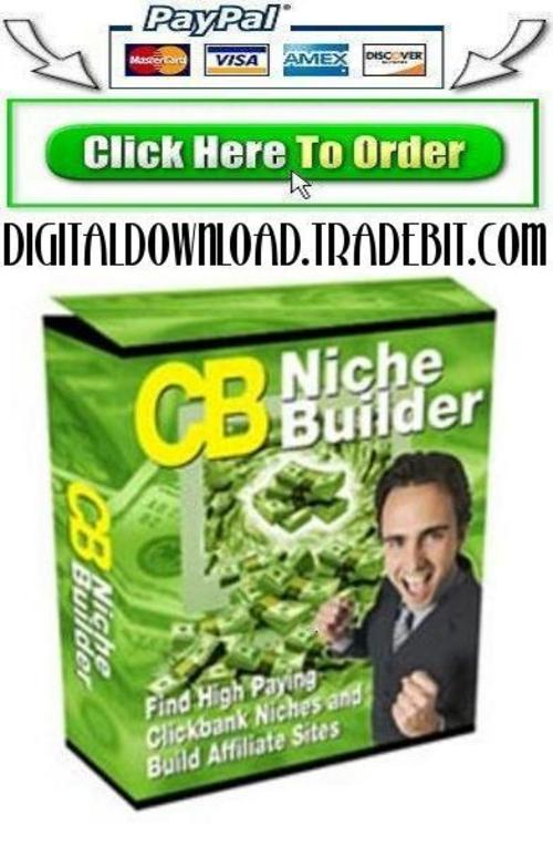 Product picture CBNicheBuilder