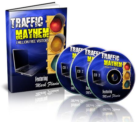 Product picture Traffic Mayhem- Direct 1 Million Free Visitors