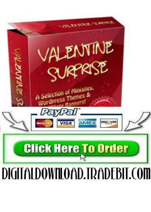 Product picture Valentine Surprise
