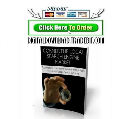 Product picture Corner Local Search Engine Market