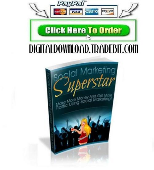 Product picture Social Marketing Superstar